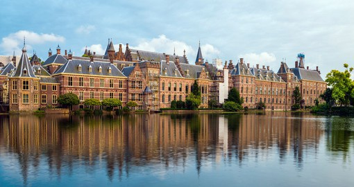 Visit the Dutch capital, The Hague on your Netherlands Vacations