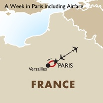 A Week in Paris including Airfare