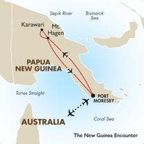 The New Guinea Encounter
