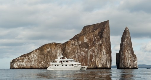 Cruise the pacific on your trip to Ecuador