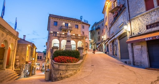 San Marino attracts more than 3 million people annually