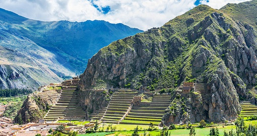 Experience Ollantaytambo on your Peru vacation