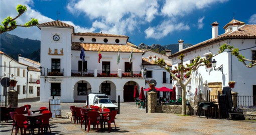 Grazalema in the heart of Andalusia is a highlight of your holiday in Spain