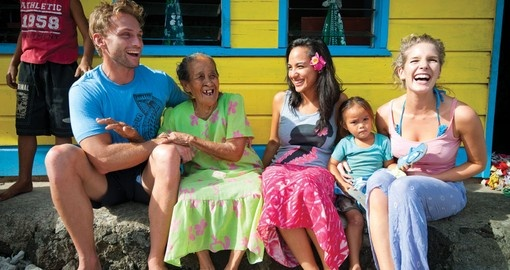 Family is important in Samoa