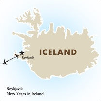 Reykjavik: New Years in Iceland