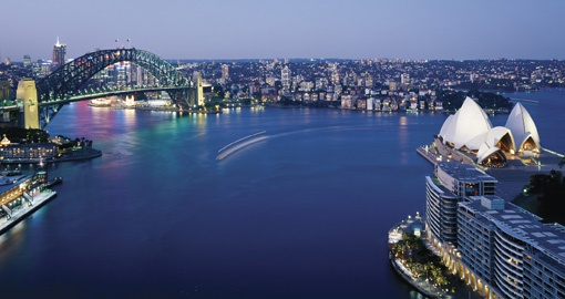 Take in the highlights of Sydney on your Australia vacation