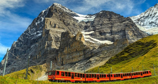Enjoy life at the top of the world on your trip to Switzerland
