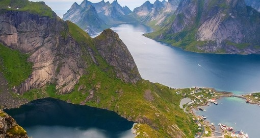 Discover breathtaking Fjords on your Scandinavia Tour