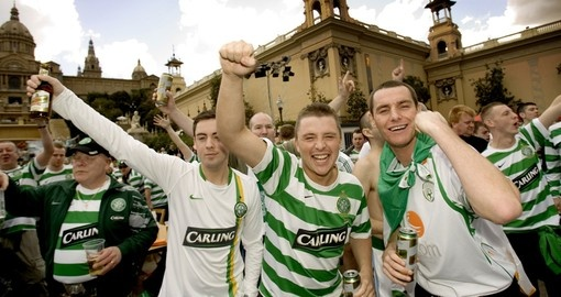 Glasgow Celtic FC Supporters