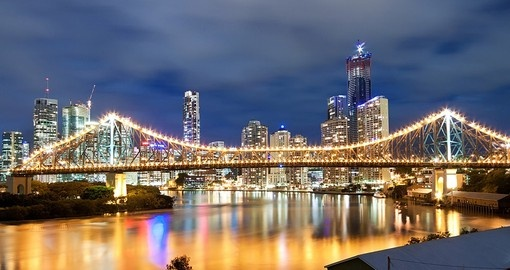 The capital of Queensland and Australia's third most populous city