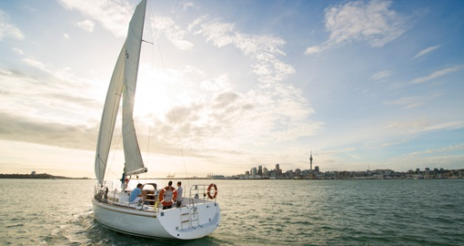 Auckland Harbour, Auckland