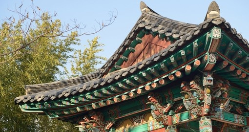Visit Jinju Castle and experience this historical site during your next trip to Korea.