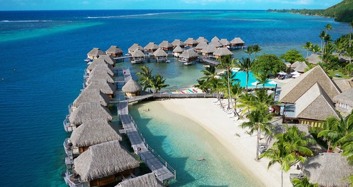 Manava Moorea Beach Resort