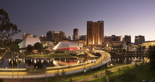 Explore the city of Adelaide on your Australia Tour