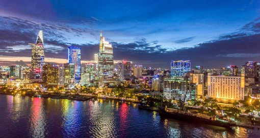 "Ho Chi Minh City or more commonly ""Saigon"" is Vietnam's centre of commerce and culture"
