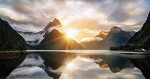 Visit Mitre Peak on your New Zealand tour