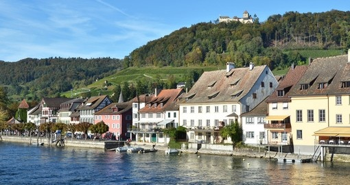 Explore beautiful town Stein during your next Switzerland tours.
