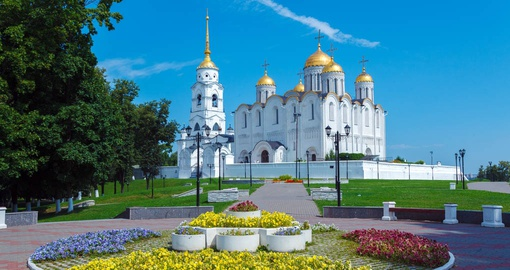 Experience Vladimir city on your next Russia vacations
