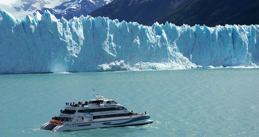 Enjoy a day in Los Glaciares National Park during your Argentina vacation