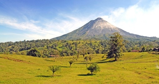 The Arenal Volcano is a must inclusion on your Costa Rica vacation
