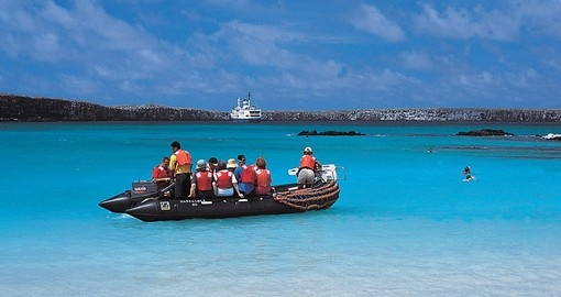 Get out and explore on your Galapagos Cruises