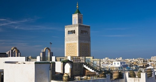 Old Town of Tunis