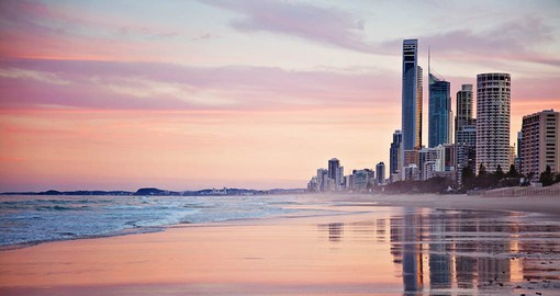 Beyond the Gold Coast's beaches, discover laid-back neighbourhoods and a booming culinary scene