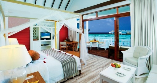 Centara Grand Island Resort and Spa in the Maldives