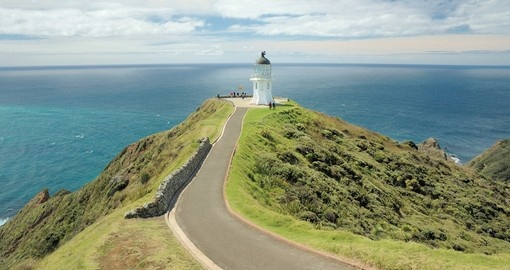 Discover Cape Reinga on your next trip to New Zealand.