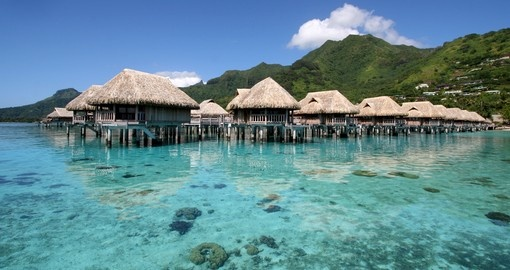 Explore this gorgeous Sofitel Moorea La Ora Resort during your next Tahiti vacations.
