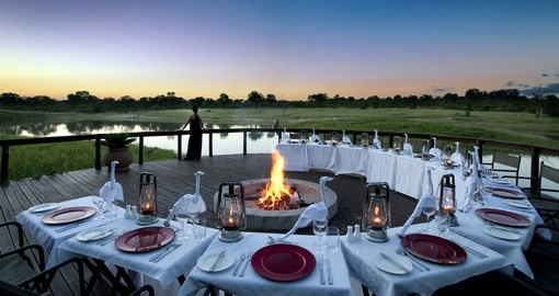 Enjoy amazing food on your South Africa vacation