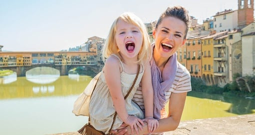 Have fun with the whole family on your Italy Tour