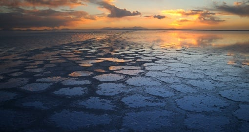 Visit Salar de Uyuni on your Bolivia Tour