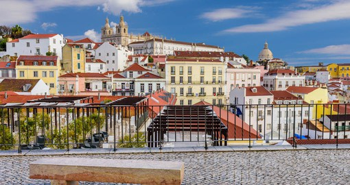 Originally settled by the Celts, Lisbon is old of Europe's oldest cities