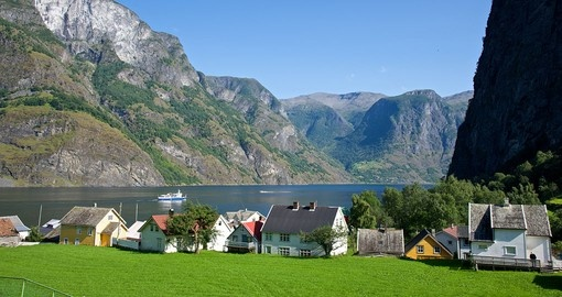 Cruise the majestic Fjords on your trip to Norway