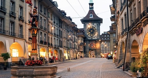 Clocktower of Bern