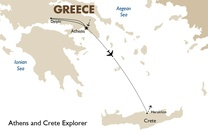 Athens and Crete Explorer