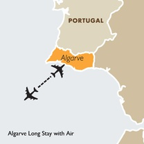 Algarve Long Stay with Air