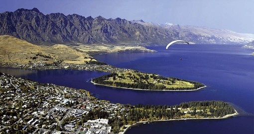 Queenstown is a resort for all seasons and a must see on your New Zealand vacation