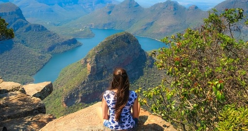 Discover Blyde River Canyon during your next South Africa tours.