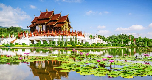 Explore Chiang Mai on your trip to Thailand