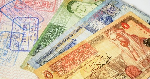 Jordanian Currency