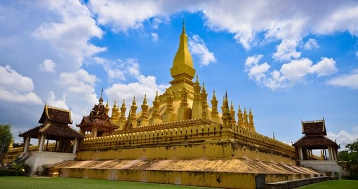 Buddhism is the main religion of Laos