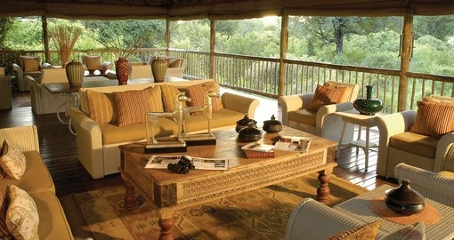 Sabi Sabi Bush Lodge will give you an unforgettable memories on your next South Africa safari.