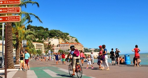 French Riviera - a popular France vacation stopover