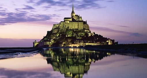 Visit Mon St Michel on your France Tour