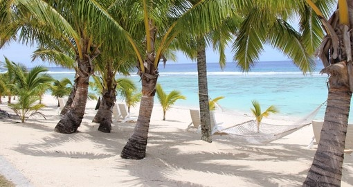Beautiful Beaches are the perfect place to relax during your Trips to Cook Islands