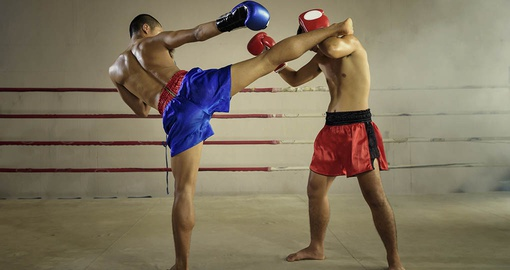 Experience a thrilling evening of traditional martial arts on your Thailand Vacation