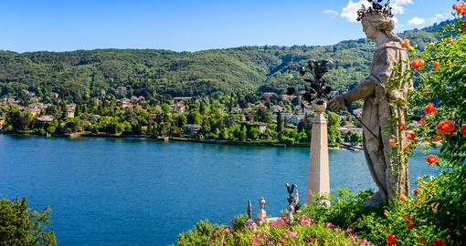 Cruise Lake Maggiore on your Italy vacation