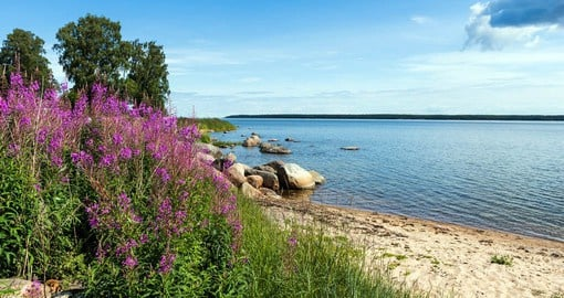 Located on the northern coast of Estonia, Lahemaa is perfect for a hiking and nature watching
